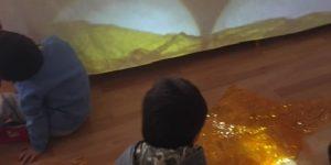 pennyslightseminar, ηφαίστειο, δεινόσαυροι, παιδικός σταθμός, νηπιαγωγείο, δραστηριότητες για παιδιά